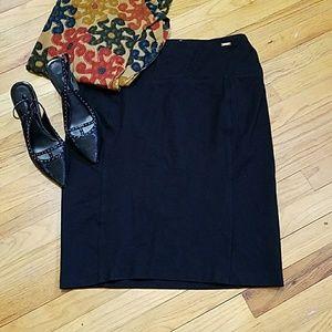 IVANKA TRUMP Classic Black Skirt